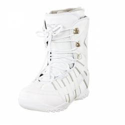 Dámské boty na snowboard Ace white