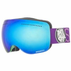 Brýle Pitcha SG 3.14 emerald/purple/blue mirrored
