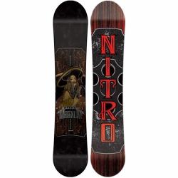 Snowboard Nitro Magnum wide (širší)
