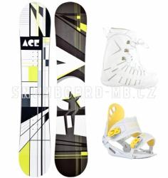 Snowboardový komplet Ace Oddity S1