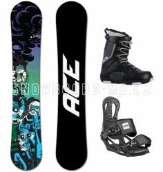 Snowboardový komplet Ace Dark Force