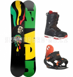 Snowboard komplet Raven Rasta