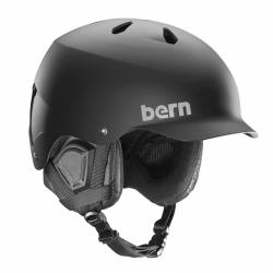 Snowboardová helma Bern Watts matte black