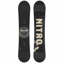Snowboard Nitro Magnum wide