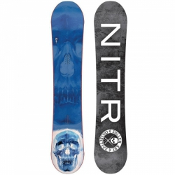 Snowboard Nitro Team Gullwing x Sullen wide (širší)
