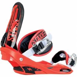 Vázání na snowboard Nitro Staxx - AKCE