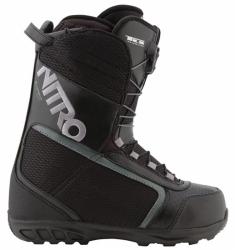 Dámské boty Nitro Fader TLS black