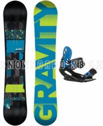 Snowboard set Gravity Adventure