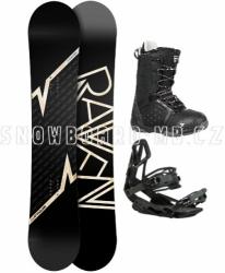 Snowboardový komplet Raven Pulse black