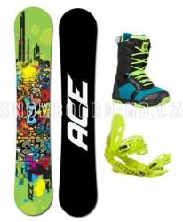 Snowboard komplet Ace Poison