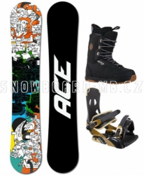 Snowboard komplet Ace Rush