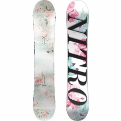 Dámský a dívčí snowboard Nitro Arial