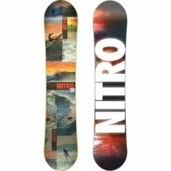 Dětský snowboard Nitro Ripper kids 2016/17