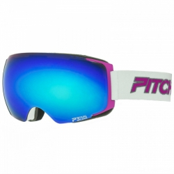 Brýle Pitcha magno white/pink/blue mirrored
