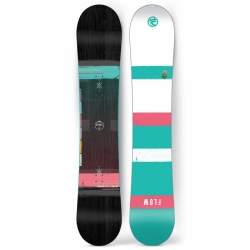 Dámský snowboard Flow Venus Black 2017