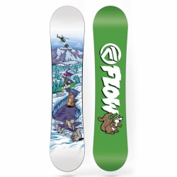 Dětský snowboard Flow Micron Mini