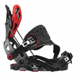 Vázání Flow Fuse-Gt Hybrid black/red