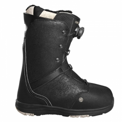 Dámské boty Flow Onyx Coiler black