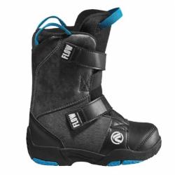 Dětské boty Flow Mini Micron black