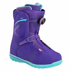 Dámské boty Head One Wmn Boa fialové