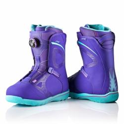 Dámské boty Head One Wmn Boa fialové - AKCE