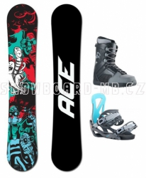 Snowboardový komplet Ace Villain