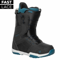 Boty Gravity Recon Fast Lace black