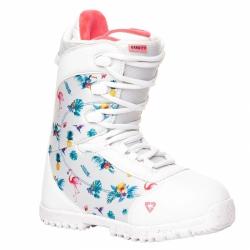 Dětské boty na snowboard Gravity Micra white