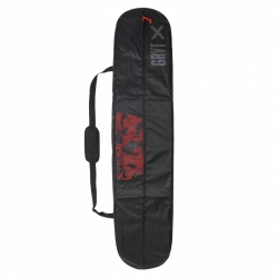 Obal na snowboard Gravity Sheriff black/red