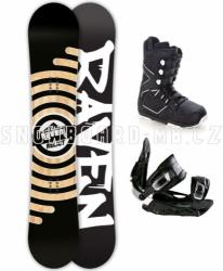 Pánský snowboard komplet Raven Relict 2017