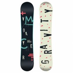Dámský snowboard Gravity Voayer 2017/2018