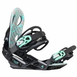 Dámský snowboard komplet Gravity Voayer blue
