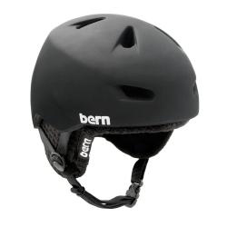 Snowboardové helmy BERN Brentwood AUDIO sluchátka