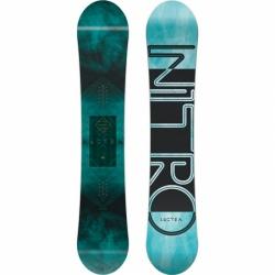 Dámský snowboard Nitro Lectra 2018
