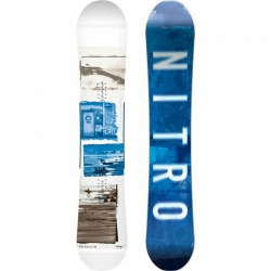 Snowboard Nitro Team Exposure gullwing 2017/18
