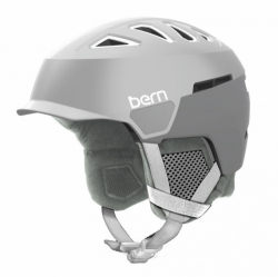 Dámská helma Bern Heist WB satin delphin grey