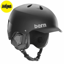 Helma Bern Watts Mips matte black