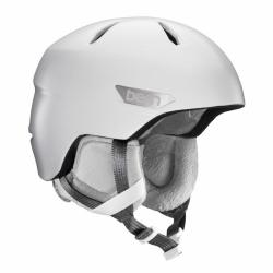 Dámská helma Bern Bristow satin white
