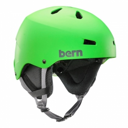 Helma Bern Team Macon matte neon green