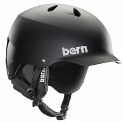 Snowboardové helmy BERN Watts Audio, přilby se sluchátky