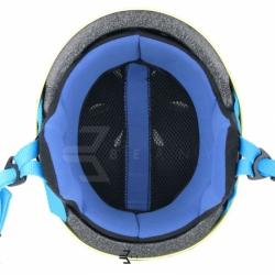 Dětská helma Beany Twin green/blue