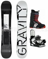 Snowboard komplet Gravity Madball