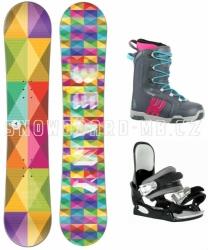 Dívčí a dámský komplet Beany Spectre (boty 36, 37, 41, 42)