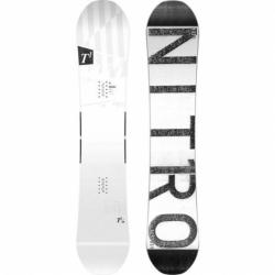Freestyle snowboard Nitro T1 wide 2019
