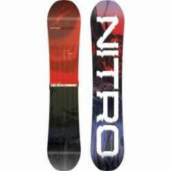 Dětský snowboard Nitro Future Team 2019