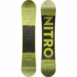 Snowboard Nitro Prime Toxic 2019