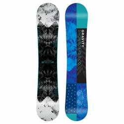 Dámský snowboard Gravity Trinity 2018/19