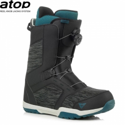 Boty Gravity Recon Atop black/blue
