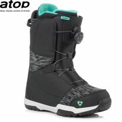 Dámské boty Gravity Aura Atop black/mint