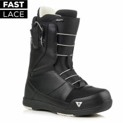 Boty Gravity Manual Fast Lace black